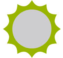 Icon Energieeffiziente Standards
